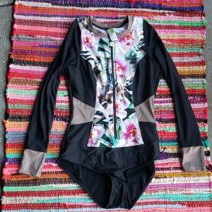 next Swim - Next long sleeve swimsuit, board suit sz L